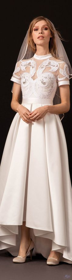 Spring 2018 Bridal Temperley London