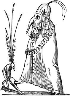 François Desprez - The Droll Dreams of Pantagruel (1565)