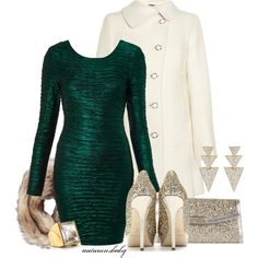 """Holiday Soiree"" by autumnsbaby on Polyvore"