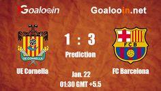 UE Cornella VS FC Barcelona