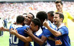 Cruzeiro 2 X 1 Atlético. Reinauguração do Mineirão? #Cruzeiro