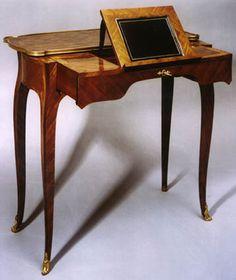 TABLES GUERIDONS CABINET LOUIS XVI