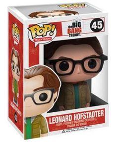 Amazon.com: Funko POP Television Leonard Vinyl Figure