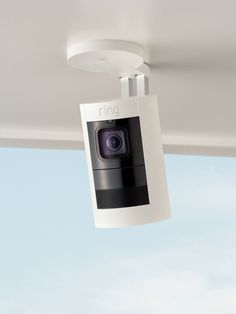 Buy White Ring Stick Up Cam Smart Security Camera with Built-in Wi-Fi, Battery Powered from our Smart Home Monitoring range at John Lewis & Partners. Amazon Alexa Devices, Wireless Internet Connection, Stuck Up, Solar Panels For Home, Video On Demand, Home Security Systems, Security Solutions, Surveillance System, Security Cameras For Home