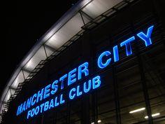 Manchester City Football Club Wallpaper