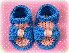 Baby Bow Shoes | Lola & Choco