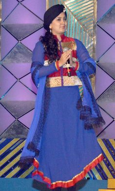 Harshdeep Kaur at Umang 2014 show. #Style #Bollywood #Fashion #Beauty