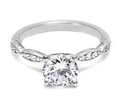 This is my ring! but with a rectangular cushion cute center stone and i LOVE it! from TACORI! Style no: 462RD6