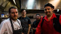 David & The De Vito Waterfront Chef's.   by DeVitoWaterfront