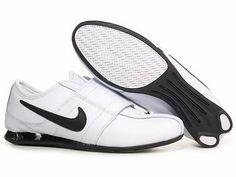 new styles b4369 b7404 Nike Shox Rival HOMME Blanc NSR28 Black Nikes, Black Nike Shox, Nike Air Max