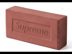 Yes Its A Brick But SUPREME Check Out Our Post About The