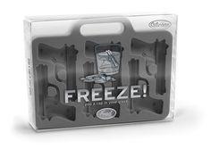 Forma de gelo - Freezze! - FRED