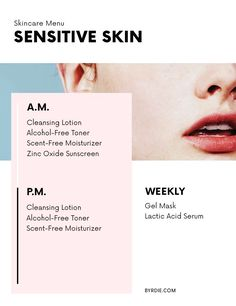 how to deal with sensitive skin . how to cleane sensitive skin. how to exfoliate sensitive skin. how to know if i have sensitive skin. Skin Care Regimen, Skin Care Tips, Skin Tips, Beauty Regimen, Skin Care Routine For 20s, Skincare Routine, Face Routine, Alcohol Free Toner, Gel Mask