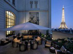 Critique : Terrasse estivale du Shangri La. Bar & Tour Eiffel. dans Bars & Cafés bar-shangri-la-1