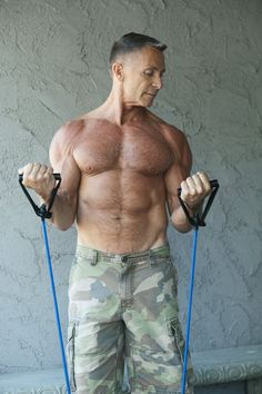 Fit over 50. Who wouldn't find this man attractive?