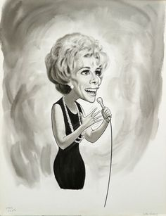 Joan Rivers (by Bill Utterback)