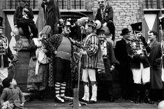 Carnaval, Bergen op Zoom, [1952]. Mardi Gras in Bergen op Zoom, The Netherlands, 1952.