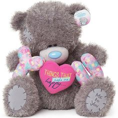 """Me to You Tatty Teddy Miss You Bear Gift 9/"""" New G01W4109"""