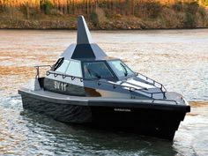 Barracuda Law Enforcement Vessel