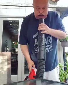 Testing the new leaf blower - Funny - humor Humor Videos, Video Humour, Funny Video Memes, Memes Humor, Humour Quotes, Stupid Funny, Funny Cute, The Funny, Funny Jokes