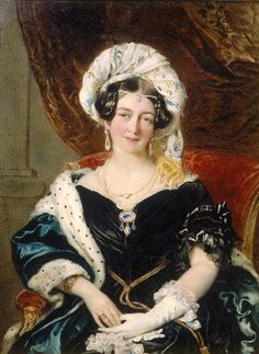 Victoria Duchess of Kent (1786-1861) http://lovesbeautiful.com/?p=2812