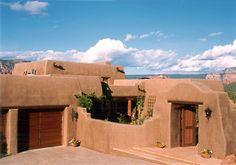 southwest adobe architecture