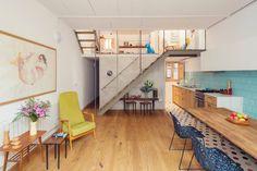 Juno's House - Picture gallery #architecture #interiordesign #staircase