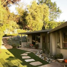 Inspections today at this gorgeous house... #studiocity #therothhouse #rmschindler #alisonproperties