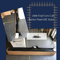2009 F150 Crew Cab Rocker Panel (OE Style) #new #aftermarket #rockerpanel #ford #f150 #toronto #bodyparts #ahonautoparts #crewcab