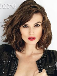 Perfect length for short hair