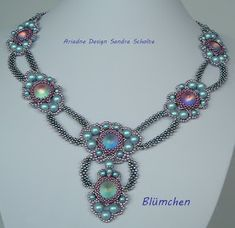 My world of pearls: bracelets