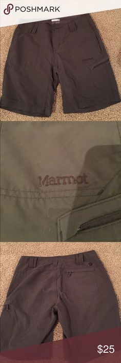 Quality hiking shorts In excellent condition Marmot Shorts