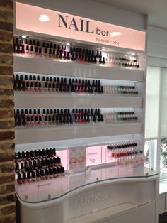 OPI & essie Nail Bar & Eyebrow Bar in Chinatown Walgreens? #loveit #dcstylesyndicate