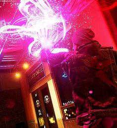 Infamous Second Son, mah baby has prettehful powerness ouo -Will