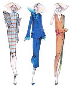 Super Ideas For Fashion Illustration Sketches 2019 Fashion Design Sketchbook, Fashion Illustration Sketches, Illustration Mode, Fashion Design Drawings, Fashion Sketches, Croquis Fashion, Portfolio Mode, Fashion Portfolio, Moda Fashion
