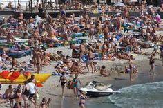 Odessa, Ukraine - Arcadia Beach,