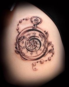 alice in wonderland tattoos - Google Search