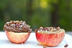 vegan apple cupcakes