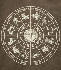 Zodiac Wheel T-Shirt
