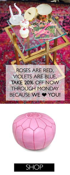 Lulu & Georgia Valentine's Sale ends tonight! Use code HEARTDAY20 #luluandgeorgia #sale #treatyoself