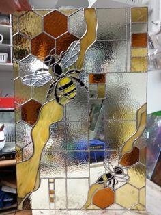Honey Bees by Diane Kiddoo
