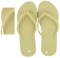 2af3c95e8 Wholesale Bulk Lot of 48 Women s Summer Beach Flip Flops - Gold Color