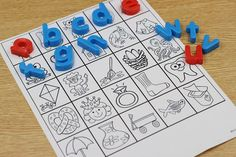 Matching letters to sounds in kindergarten! Guided reading and beginning of the year fun!