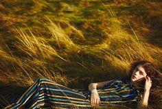 Antonia Wesseloh - Once Upon A Time (Harper's Bazaar UK)
