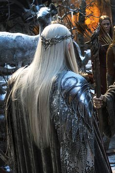 Lee Pace as Thranduil in The Hobbit Trilogy Thranduil Cosplay, Lee Pace Thranduil, Legolas And Thranduil, The Hobbit Movies, O Hobbit, Mirkwood Elves, Lotr Elves, Elf King, Desolation Of Smaug