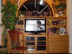 Small home AV installation job we did! Quaint, functional and a happy customer...Brevard County