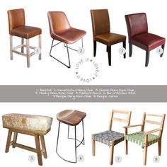 How to Choose the Perfect Dining Room Chair with Incanda - SA Décor & Design Blog