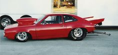 Pro Street Pinto - Bing Images
