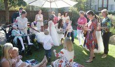 4/18/14 Kate visits Bear Cottage, a children's hospice, in Sydney, Australia.