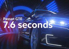 7.6 seconds with Passat GTE   CSS Website